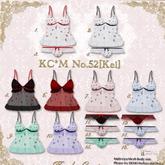 11.KC*M No.52[Kei]Panties(Black)