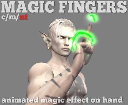 PFC~Magic fingers