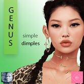 [Bella Mila] - Simple Dimples - GENUS