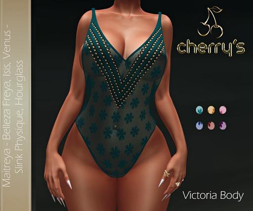 CHERRY'S - VICTORIA BODY