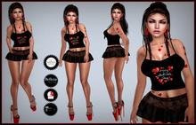 PROMO [DB] Valentine Complete Outfit - Maitreya Belleza Slink TMP