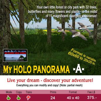 My Holo Panorama -A-  copy/mode