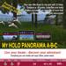 Huschi, My Holo Panorama A-B-C-  copy/mode