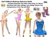 OnP Mesh Maitreya Ballerina Outfit