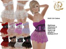 [RG] Sexy Love Sin Dress (Box)