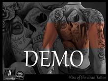 Tattoo Kiss of the dead DEMO AC