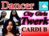 Targaryen Shop City Girls - Twerk  ft. Cardi B  BOXED