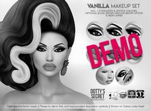 Dotty's Secret - Vanilla - Makeup Set [DEMO]