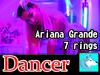 Ariana Grande - 7 rings Dancer BOXED
