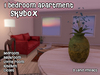 [cloudBottle] 1 Bedroom skybox apartment - neutral