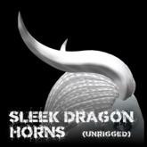 !Boneworks! > Sleek Dragon Horns (boxed)