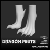 !Boneworks! > Dragon Feets (boxed)