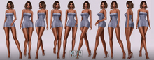 Overlow Poses - Pack 101