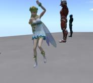 Fairy Girl Tiny multidancer animesh