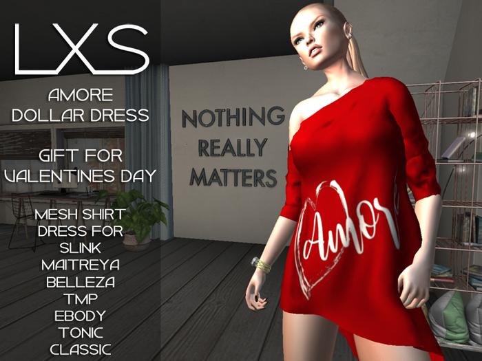 LXS: Amore' Dress