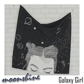 ::moonshine:: Poster Drape - Galaxy Girl