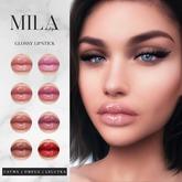 . MILA . Glossy Lipstick (Catwa/Omega/LeLutka)