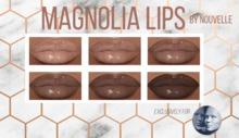 .Nouvelle. Magnolia Lips
