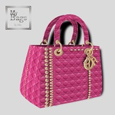 MY BAGS MY DIOR PINK