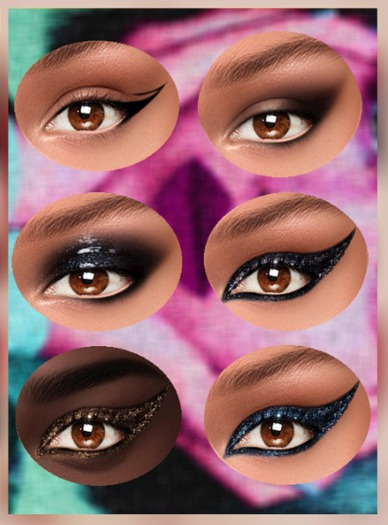 itGirls - Genus - STARGIRL Eyeshadows