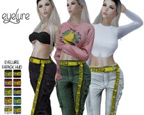 Eyelure Club Pants - w/Fatpack HUD