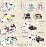 *tentacio* Summer evening. Bicycle 1