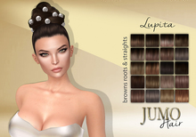 .:JUMO:. Lupita Hair Browns