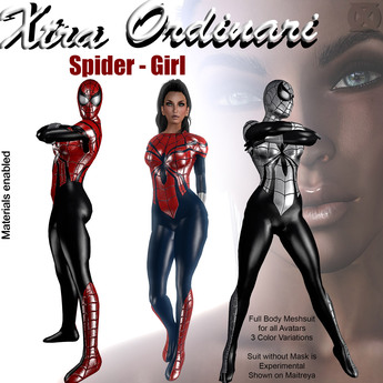 *XO* Spider Girl