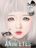 {S0NG} :: Anim Eyes - Catwa Applier