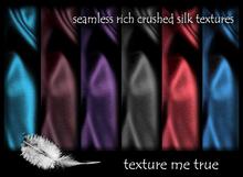 seamless crushed silk fabric textures