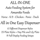 Auto Feeder - Complete System For ALL Amaretto Breedables