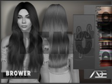 Ade - Brower Hairstyle (DEMO)
