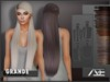 Ade - Grande Hairstyle (Browns)