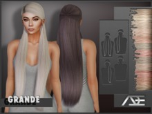 Ade - Grande Hairstyle (Blondes)