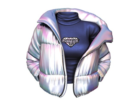 EVIE - Mood Jacket [Holo] v2