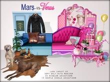 Mars meets Venus