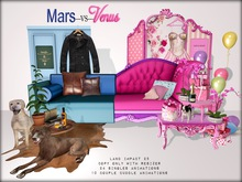 Boudoir-Mars ❤️ Venus