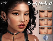 Sap ~ Beauty Marks / Moles V.2 {Genus}   BoM Tattoo Layers