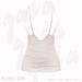 Gaia - Pictures Skirt WHITE