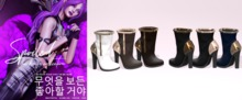 Spoiled - Kaisa Leather Boots Fatpack