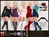 [HC] Fallon Bolero Jacket Fat Pack for Slink (inc. Petite), Belleza, Maitreya, eBody & Tonic