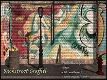 .: Tribal Tuesday :. BackStreet Graffiti (Boxed)