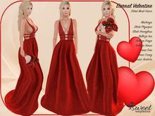 ST :: Eternal Valentine Gown - Maitreya, Slink (P, H), Belleza (V, I, F), Tonic & Classic Avatars