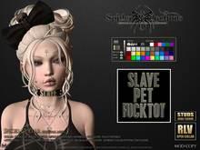 [SP] Spiked Collar [Slave/Pet/Fucktoy] v1