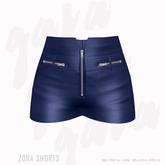 Gaia - Zora Shorts NAVY