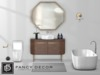 Fancy Decor: Crane Bathroom Fatpack (pg)