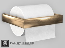 Fancy Decor: Crane Toilet Roll