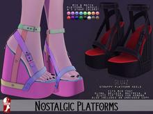 glutz . nostalgic platforms