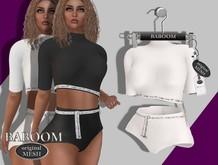 Baboom-Why Not-white-ORIGINAL MESH-Maitreya