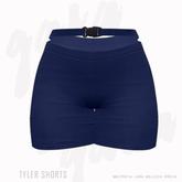 Gaia - Tyler Shorts BLUE